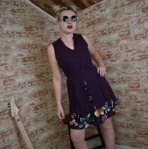 Vintage Dawn Joy Fashions Dress